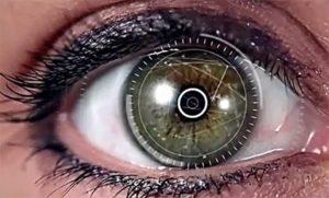 eye scanner ai